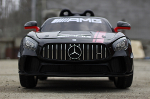Kinderauto Mercedes GT-R 2x25W STANDARD #Negru1