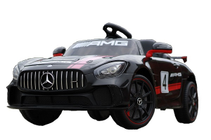 Kinderauto Mercedes GT-R 2x25W STANDARD #Negru0