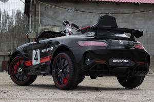 Masinuta electrica Mercedes GT-R 2x25W STANDARD #Negru4