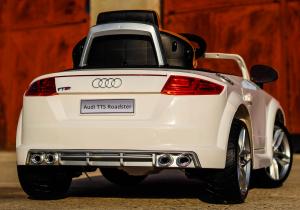 Kinderauto Audi TTS 2x 30W 12V PREMIUM #Alb4