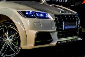 Kinderauto Audi TTS 2x 30W 12V PREMIUM #Alb5