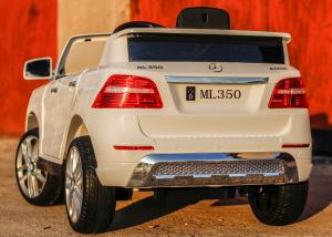 Masinuta electrica Mercedes ML350 2x25W STANDARD 12V # ALB2
