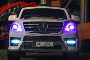 Masinuta electrica Mercedes ML350 2x25W STANDARD 12V # ALB3