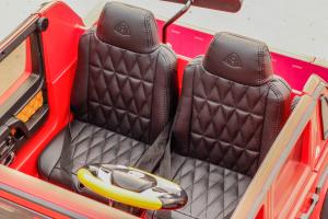 Mercedes Maybach G650, masinuta electrica copii [5]