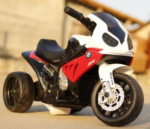 Mini Motocicleta electrica BMW S1000RR STANDARD #Rosu1