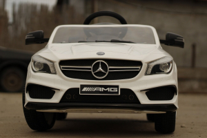Masinuta electrica Mercedes CLA45 STANDARD 2x 25W 12V #ALB1