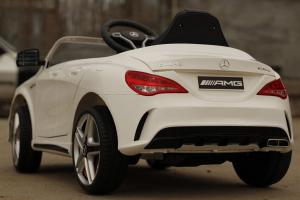 Masinuta electrica Mercedes CLA45 STANDARD 2x 25W 12V #ALB4