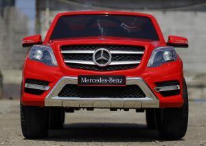 Masinuta electrica Mercedes GLK350 PREMIUM 2x35W 2X6V #Rosu1