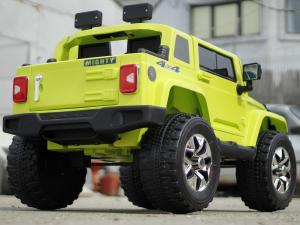 Masinuta electrica JeeP Outdoor 12V STANDARD #Verde [3]