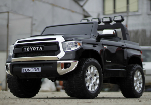 Kinderauto Toyota Tundra 2x45W PREMIUM #Negru2