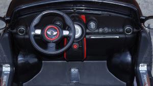 Masinuta electrica Mini Comberman STANDARD cu 2 locuri #Negru5