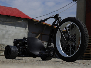Motocicleta NITRO Drift-TRIKE 200cc Roti 26/112