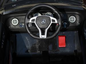Masinuta electrica Mercedes SL63 AMG STANDARD 12V #Negru5