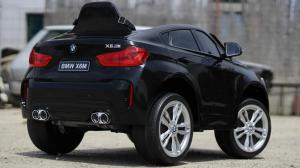 Masinuta electrica BMW X6M 2x35W STANDARD #Negru4