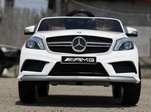 Masinuta electrica Mercedes A45 AMG PREMIUM 12V #ALB1
