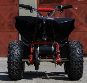 ATV electric NITRO Eco Avenger 1000W 48V 6 inch #Rosu5