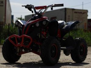 ATV electric NITRO Eco Avenger 1000W 48V 6 inch #Rosu7