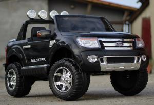 Masinuta electrica Ford Ranger F150 STANDARD 2x35W 12V #Negru2