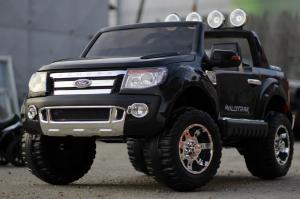 Masinuta electrica Ford Ranger F150 STANDARD 2x35W 12V #Negru3