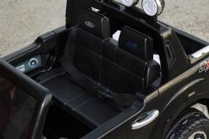 Masinuta electrica Ford Ranger F150 STANDARD 2x35W 12V #Negru6