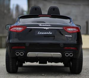 Masinuta electrica Maserati Levante 2x35W STANDARD #Negru3