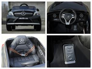 Masinuta electrica Mercedes A45 AMG PREMIUM 12V #Negru8