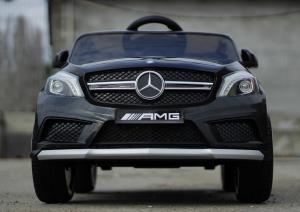 Masinuta electrica Mercedes A45 AMG PREMIUM 12V #Negru1