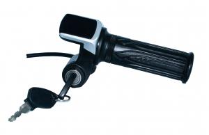 Accelerator + contact cu cheie HT386 pentru ATV electric0