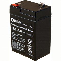 Acumulator 6V 4.5Ah pentru masinuta electrica0