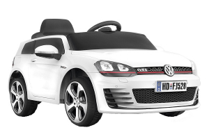 Masinuta electrica VW Golf GTI 2x30W 12V STANDARD #ALB0