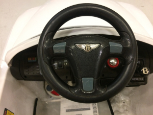 Masinuta electrica Bentley Continental GTC STANDARD 12V #ALB5
