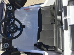Kinderauto JeeP Outdoor 12V STANDARD #ALB6