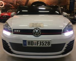 Kinderauto VW Golf GTI 2x30W 12V STANDARD #ALB3