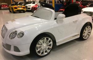 Masinuta electrica Bentley Continental GTC STANDARD 12V #ALB2