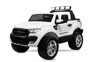Masinuta electrica Ford Ranger 4x4 cu ROTI MOI 4x45W #ALB0