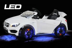 Masinuta electrica Mercedes CLA45 STANDARD 2x 25W 12V #ALB5