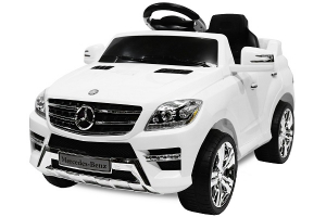 Masinuta electrica Mercedes ML350 STANDARD 1x25W #ALB0