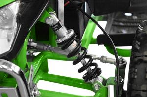ATV electric Deluxe ECO Maddox 1000W 48V cu 3 Viteze #Verde5