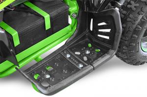 ATV electric Deluxe ECO Maddox 1000W 48V cu 3 Viteze #Verde6