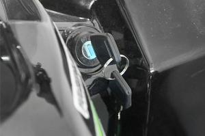 ATV electric Deluxe ECO Maddox 1000W 48V cu 3 Viteze #Verde4