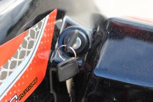 ATV electric Deluxe ECO Maddox 1000W 48V cu 3 Viteze #Rosu10