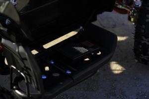 ATV electric Deluxe ECO Maddox 800W 36V cu 3 Viteze #Portocaliu6