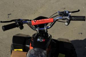 ATV electric Deluxe ECO Maddox 800W 36V cu 3 Viteze #Portocaliu5