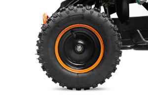 ATV electric Deluxe ECO Maddox 800W 36V cu 3 Viteze #Rosu [2]