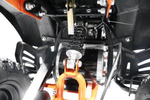 ATV electric Deluxe ECO Maddox 800W 36V cu 3 Viteze #Rosu [3]