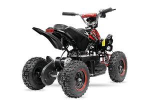ATV electric NITRO ECO Python 800W 36V cu 3 Viteze #Rosu [5]