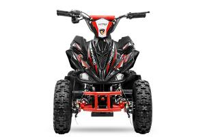 ATV electric NITRO ECO Python 800W 36V cu 3 Viteze #Rosu [1]