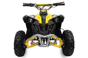 ATV Electric Eco Avenger 1000W 36V cu 3 Trepte de Viteza #Galben [2]