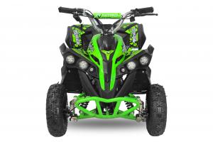 ATV Electric Eco Avenger 1000W 36V cu 3 Trepte de Viteza #Verde0