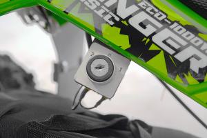 ATV Electric Eco Avenger 1000W 36V cu 3 Trepte de Viteza #Verde5
